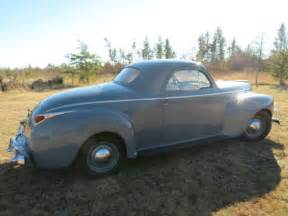 1941 Dodge Coupe 1941 Dodge Business Coupe For Sale Photos Technical