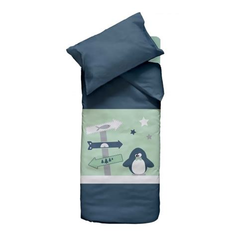 Couette 100x140 by Housse Couette 100x140 Cm 1 Taie 40x60 Pingouin
