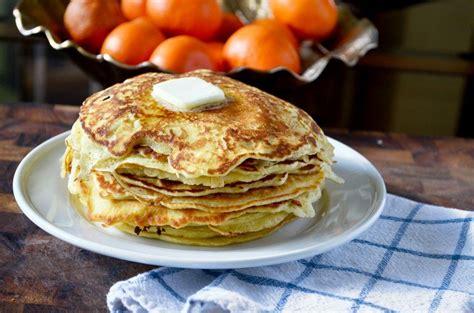 Pancake Flour by Crispy And Thin Pancakes Go Go Go Gourmet