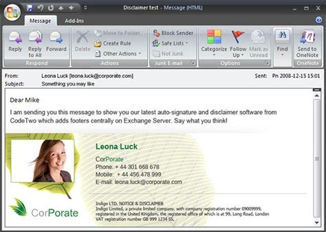 25 best ideas about outlook signature on pinterest mail