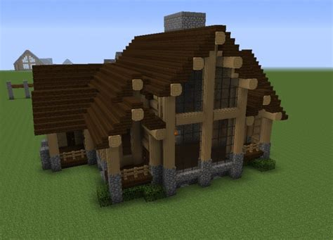 How To Make A Cabin In Minecraft by Log Cabin Mod V1 0 Minecraft Mod