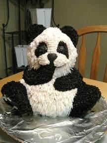 3d panda bear cakecentral com
