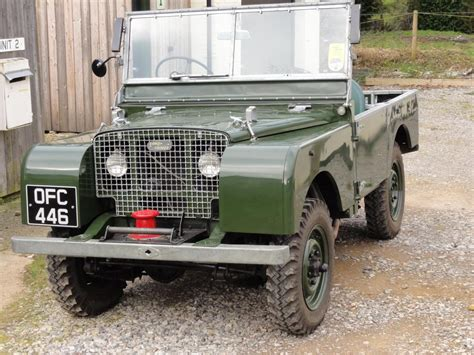 Topi Land Rover Series One Club land rover series one club 1950 06108800