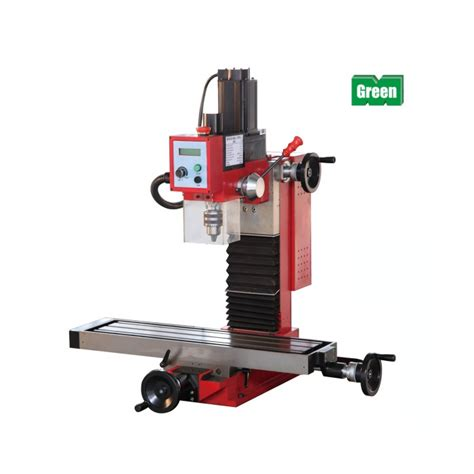 Xn3 Bench Mill Drill Milling Machine Cnc And Manual
