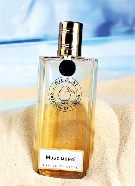 Parfum Monoi by Musc Monoi Parfums De Nicola 239 Perfume A New Fragrance For And 2014
