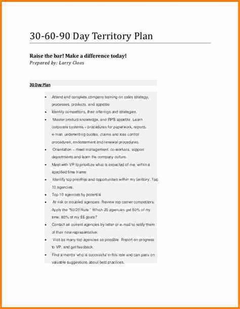 30 60 90 plan template 30 60 90 day plan template free premium