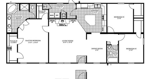 26 amazing manufactured home floor plans kelsey bass