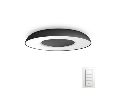 hue ceiling fan light hue white ambiance still ceiling light 3261330p7 philips