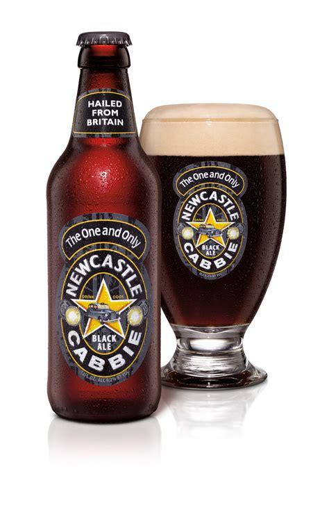 Chocolate Cabbie It Or It by Hail To Newcastle Cabbie Black Ale