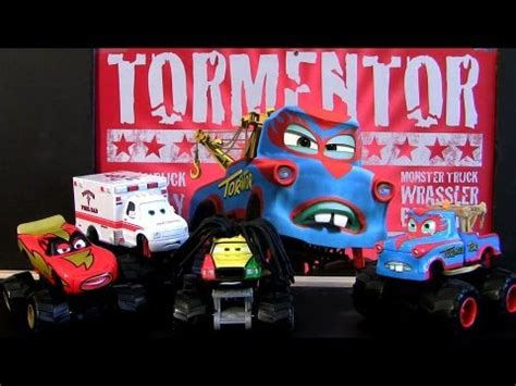 disney monster truck videos image gallery monster truck mater
