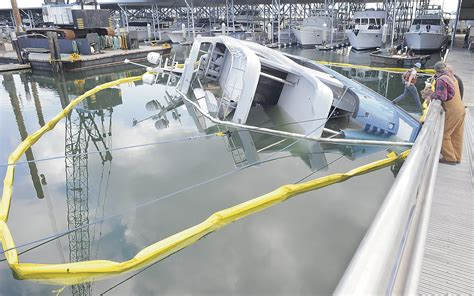 state boat launch near me 10 million yacht sinks during launch in washington state