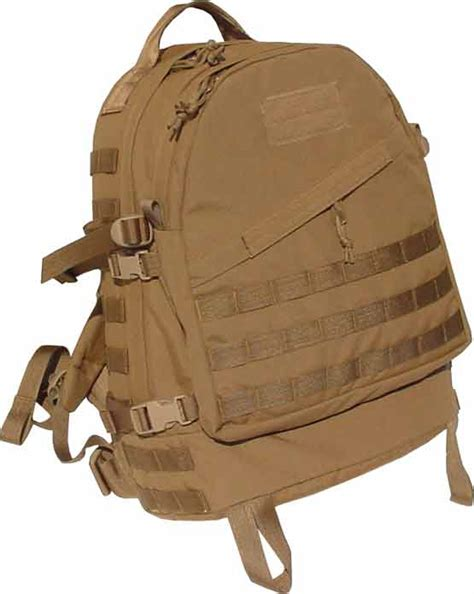 tactical backpacks made in usa molle 3 day assault pack item 8005 made in usa back