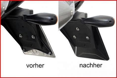 Kennzeichenhalter Zubeh R Motorrad by 690 Duke 4 Alternativer Kennzeichenhalter Seite 42