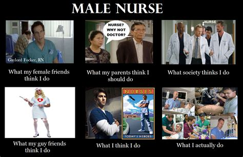Male Nurse Meme - funny nurse quote nursing school memes