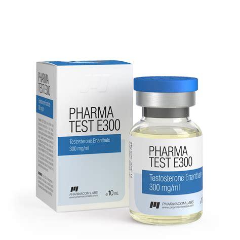 Pharma Test E 300 Pharmacom Labs Pharmatest Testosterone Enantate 300 Pharmacom Labs View Product