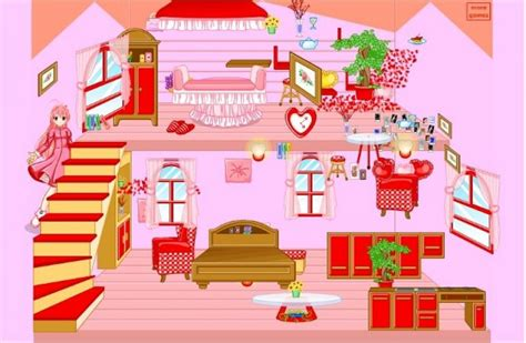 Barbie Home Decoration Game | barbie house decoration freegamearchive com
