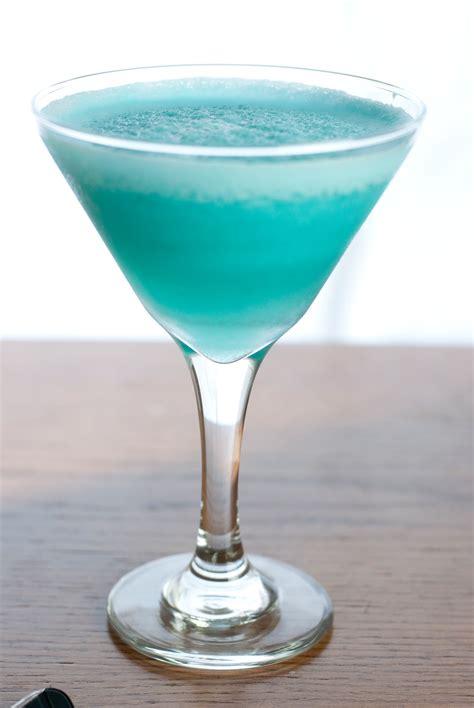 martini hawaiian blue hawaiian cocktail a year of cocktails