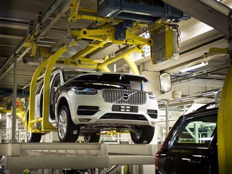 volvo cars selects south carolina    american factory volvo car usa newsroom