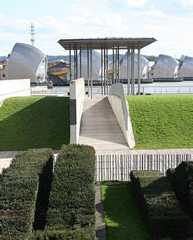 474 thames barrier bus stop thames barrier park hanging out themes