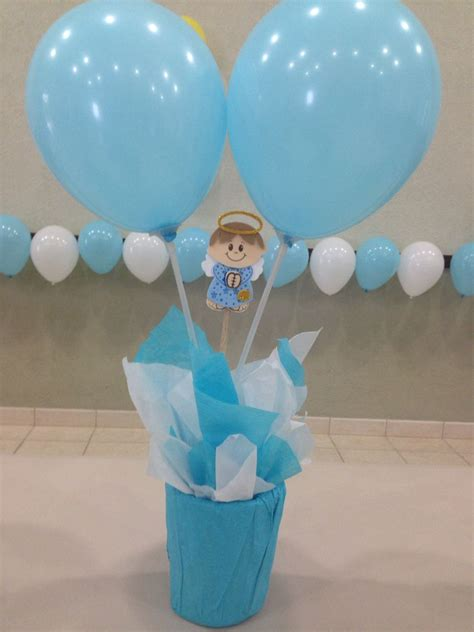 centro de mesa baby shower boy ni 241 o things baby shower boys