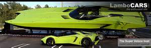 Lamborghini Marine Engine For Sale A New Lamborghini Inspired Powerboat The Veloce