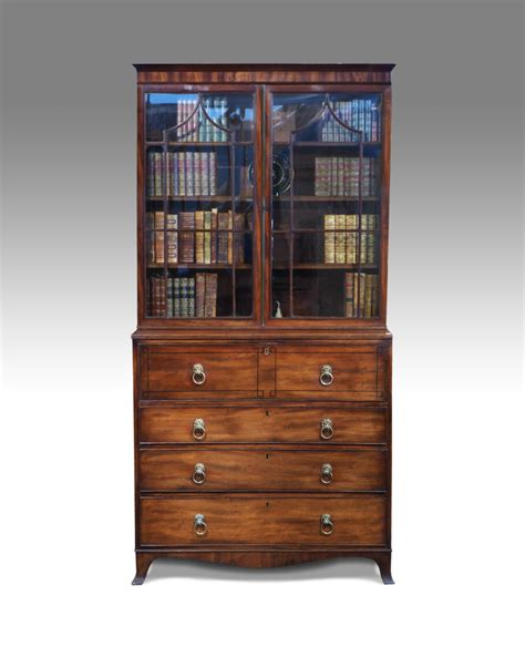 Antique Secretaire Bookcase antique secretaire bookcase secretaire bookcase antique bookcase cabinet antique