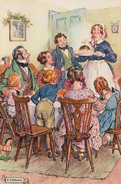 Charles Dickens A Carol by Charles Edmund Brock 1870 1938 I Am A Child