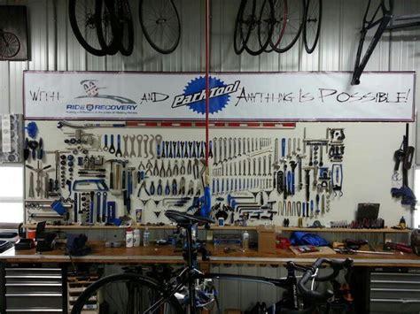 bike workshop ideas my dream tool bench bicycle stuff pinterest tool