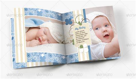 baby album templates my baby photo album by creat0rpro graphicriver