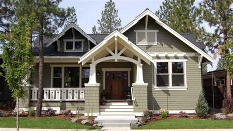 small 2 car garage homes cute le style craftsman architecture am 233 ricaine