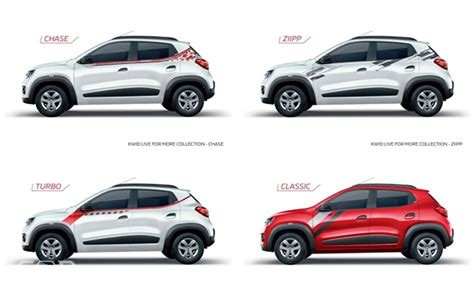 renault climber colours 7 new graphic designs for renault kwid live for more
