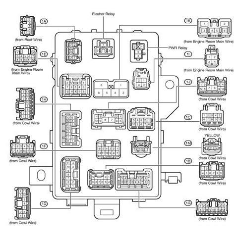repair manuals toyota tacoma 2001 wiring diagram