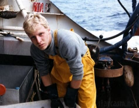 deadliest catch getting old photos deadliest catch s sig hansen as a kid and young man