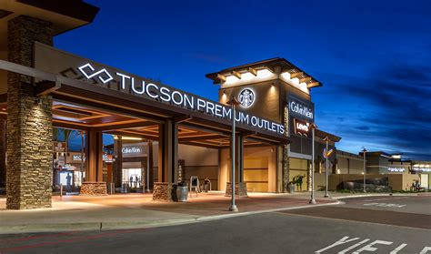 layout of tucson mall do business at tucson premium outlets 174 a simon property