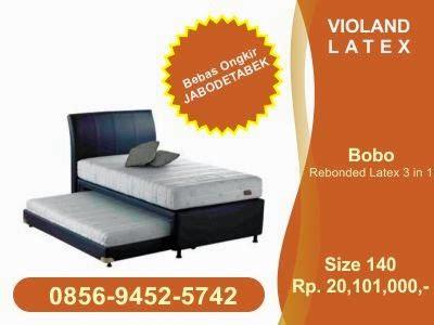 Violand Elora Pillow Top 160x200 Springbed Kasur jual bed selain merk elite jual kasur springbed