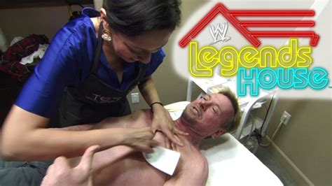 wwe legends house sneak peek wwe legends house season 1 episode 4 youtube