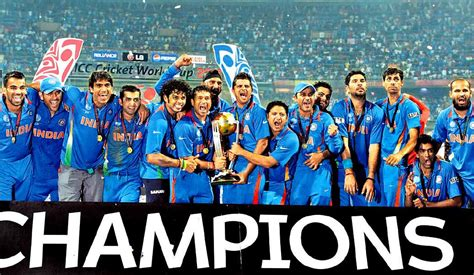 india winner 2011 india need to start planning for the 2015 world cup