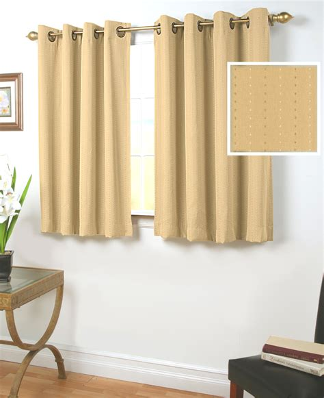 45 length window curtains 45 inch long curtains thecurtainshop com