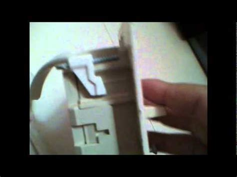 Mobile Home Light Switch by How To Replace A Mobile Home Light Switch Or Outlet