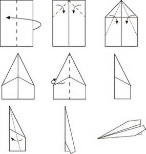 How To Make A 3d Paper Airplane - stupid robot the greatest site in all the