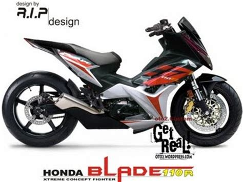 Sporty Terbaru 1 honda modifikasi design bild