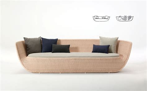 bowl couch designapplause fruit bowl sofa hiroomi tahara
