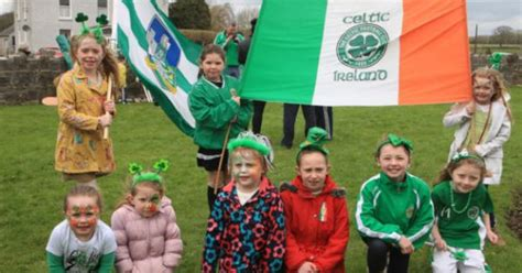 s day last year kilmallock s st patrick s day parade one of the in