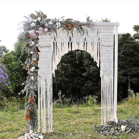 Wedding Arch Measurements by 25 Best Ideas About Bamboo Wedding Arch On
