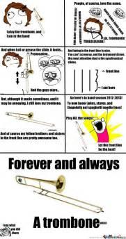 Trombone Memes - trombone by stairs14 meme center