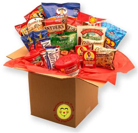 healthy care packages gift basket drop shipping product image catalog care packages