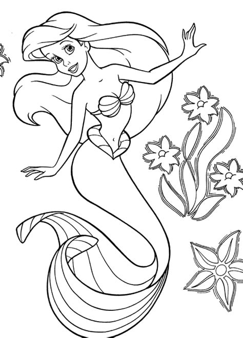 little mermaid swimming coloring pages diane s corner bikini day july 5 2015