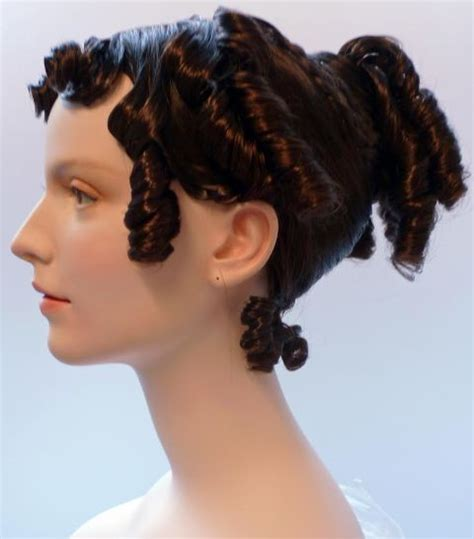 how to do regency hairstyles the oregon regency society northwest chapter regency