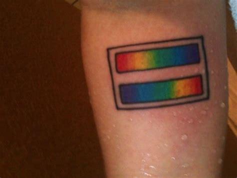 tattoo ideas for equality lgbt tattoo that i want lgbt tattoos pinterest