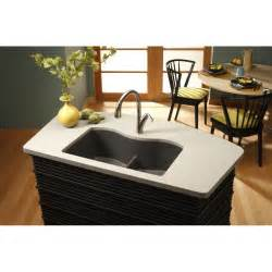 Elkay Kitchen Sink Reviews Elkay Quartz Classic 33 Quot X 20 1 Quot Undermount Kitchen Sink Reviews Wayfair